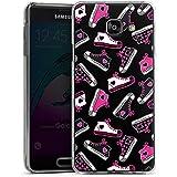 Samsung Galaxy A3 (2016) Housse Étui Protection Coque Baskets Années 90 90s