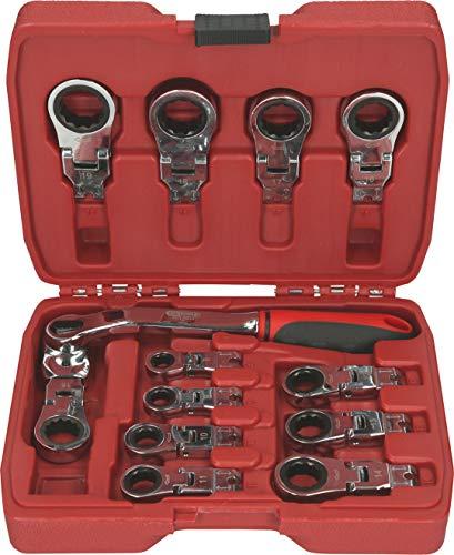 KS Tools 503.4820 Ratschenringschlüssel-Satz, 13-tlg.