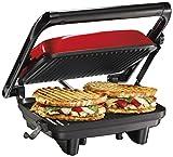 Hamilton Beach Sandwich Makers Review and Comparison