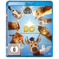 Bo und der Weihnachtsstern [Blu-ray]