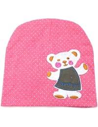 c1de566f4da Amazon.fr   Bonnets Enfants - Accessoires   Bébé fille 0-24m   Vêtements