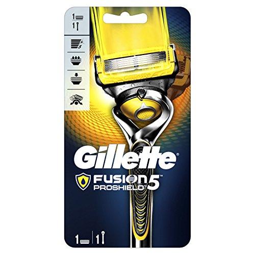 Gillette Fusion5 ProShield Nassrasierer Test