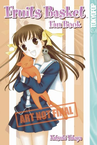 Fruits Basket Fan Book - Cat -