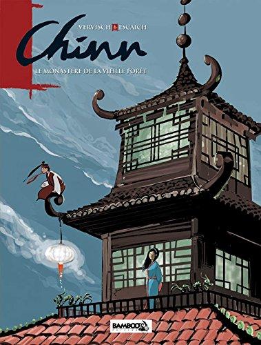 Chinn - tome 2 grand format - Le monastère de la vieille forêt