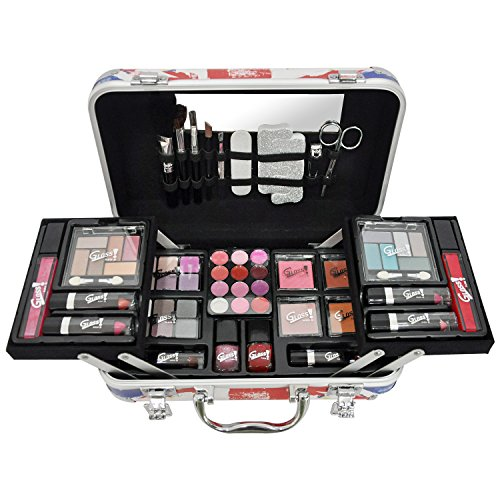 Gloss! Mallette de Maquillage London Fashion - 62pcs