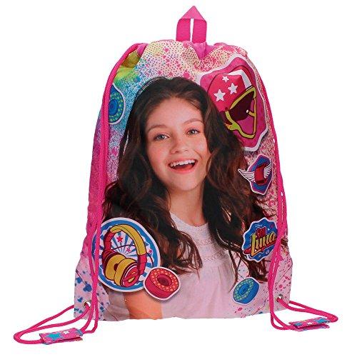 Disney Luna Star Mochila Infantil, 1.2 litros, Color Rosa