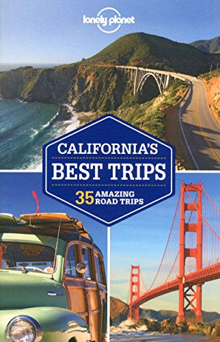 California's Best Trips 2ed - Anglais par Sara BENSON