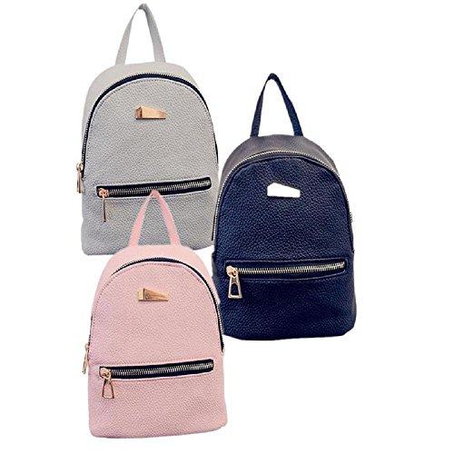 Yogogo 2017 Nouveau sac à dos de voyage pour femmes Sac à dos scolaire