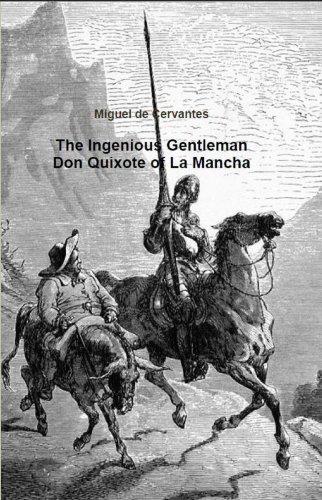 El ingenioso hidalgo don Quijote de la Mancha (Annotated) eBook ...