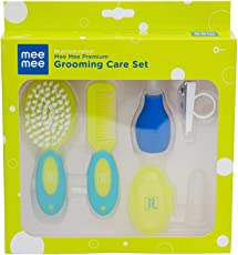 Mee Mee Premium Grooming Care Set, Blue