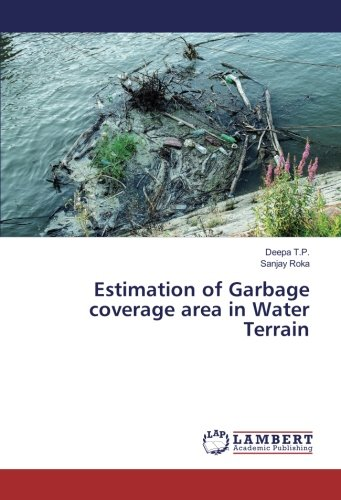 Estimation of Garbage coverage area in Water Terrain