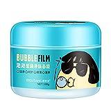 KAYI Bubble Clay Maske Feuchtigkeitsspendende Tiefenreinigung Foam Face Cleanser 100G