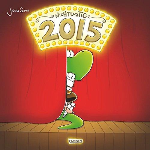 Nichtlustig Wandkalender 2015 (Lustige Spongebob-bilder)