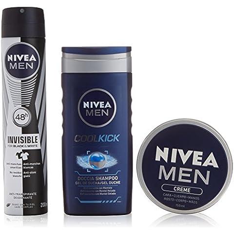 Nivea Pack Regalo Especial Para Cuidado Corporal - 1 Pack