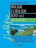 Biologie et géologie tout en fiches - BCPST 1 et 2...