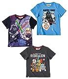 LEGO Star Wars Jungen T-Shirt - grau - 140