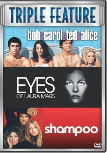 Bob Carol Ted Alice & Shampoo & Eyes of Laura Mars [DVD] [Region 1] [US Import] [NTSC]