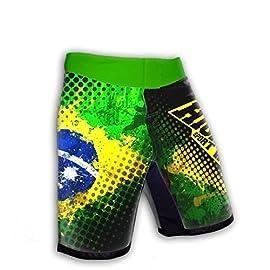 Dirty Ray Arti Marziali MMA Muay Thai Pantaloncini Sportivi Uomo SZMMA6