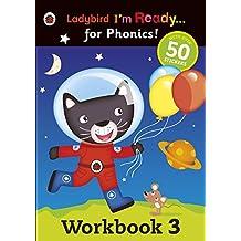 Workbook 3: Ladybird I'm Ready for Phonics (Im Ready for Phonics Level 03)