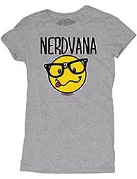 David and Goliath Nerdvana Womens T-shirt