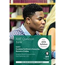 AAT Elements of Costing: Question Bank
