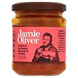 Jamie Oliver Tomate Y Cebolla Roja Desmoche Bruschetta (180g) (Paquete de 6)