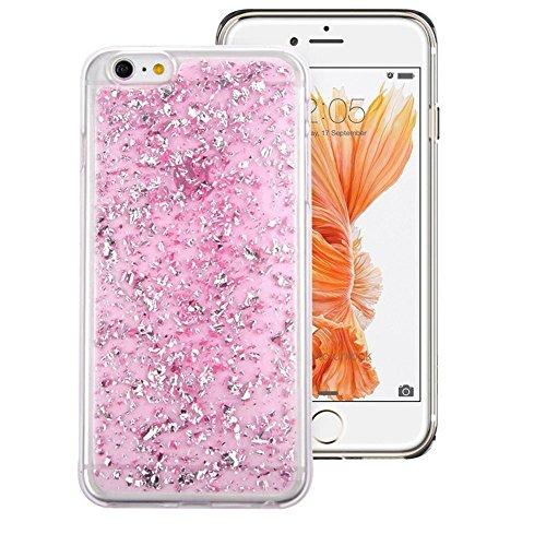 iphone-6s-funda-ranrou-luxury-bling-glitter-sparkle-gold-foil-embedded-transparent-flexible-soft-rub