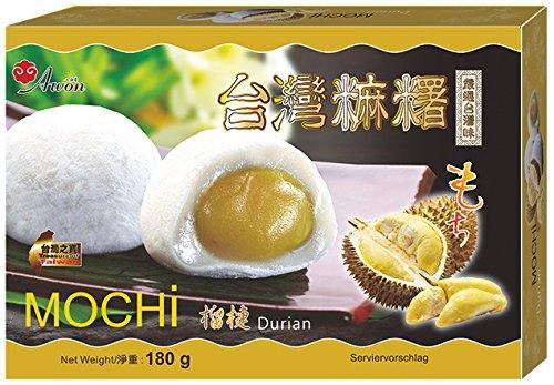 Awon Mochi, Durian, 4er Pack (4 x 180 g)