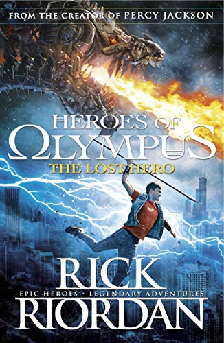 Heroes of Olympus : the lost hero