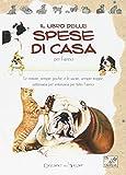 Il libro delle spese di casa: Libro Delle Spese - Cani In Carriera: 2
