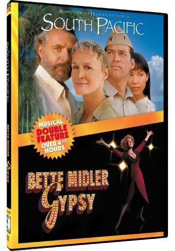 Gypsy & South Pacific - Musical Mini-Series Double Feature by Bette Midler (Film South Pacific)