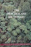 Front cover for the book The New Zealand dictionary by Elizabeth Orsman