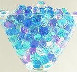 2 Packs Glam Decor Water Beads® Gel Balls Bio Crystal Soil Wedding Vase Decoration (Multi)