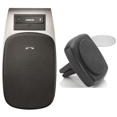 Jabra Drive Bluetooth-Kfz-Freisprecheinrichtung schwarz + Wicked Chili Magnethalterung