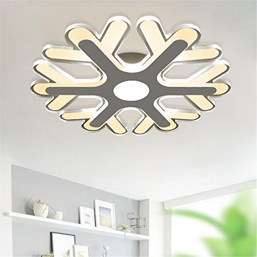 LED-Schneeflocke Außendeko Weihnachtsdekoration