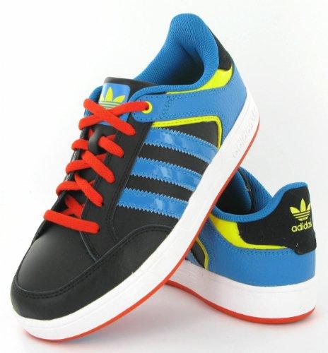 adidas Varial J, Jungen Sneaker - schwarz