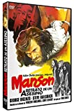 Manson: Retrato de un Asesino DVD 1976 Helter Skelter (Massacre in Hollywood)