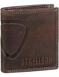 Strellson Baker Street Billfold Q7 4010000047 Herren Geldbörsen 9.5 x 10 x 2.5 cm (B x H x T)