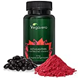 Astaxanthin BiuAstin (HAWAII) + Vitamin E | 90 hochdosierte Kapseln | Premium...