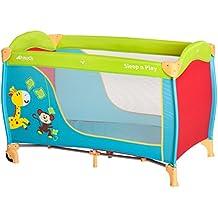 Hauck 600498 Möbel Sleep'n Play Go, Inklusive Räder und Druck, 60 x 120 cm