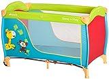 Hauck Sleep N Play Go Kindereisebett, inklusive Rollen, Matratze und...