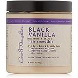Carols Daughter Black Vanilla Moisture Shine Hair Smoothie 8 oz (Pack of 4)