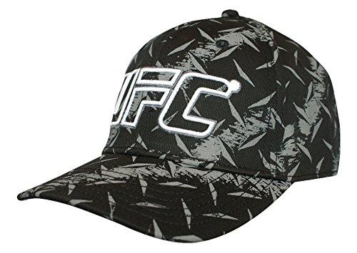 UFC Logo Flexcap Mehrfarbig