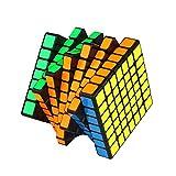 ZMH 7X7 Kevin Hays Campionato Gioco Colorato Magico Cubo Rompicapo Adulto Rilasciando Pressione Puzzle Speed Cube per Bambini Regalo Educazione Giocattolo