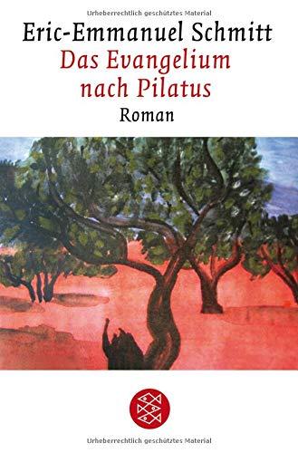 Buchseite und Rezensionen zu 'Das Evangelium nach Pilatus: Roman' von Eric-Emmanuel Schmitt