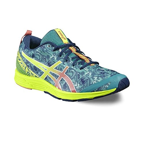 Asics Gel-Hyper Tri 2 W Lapis Safety Yellow Guava Blau