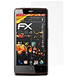 atFolix Folie für Acer Liquid E3 (Plus) Displayschutzfolie - 3 x FX-Antireflex-HD hochauflösende entspiegelnde Schutzfolie