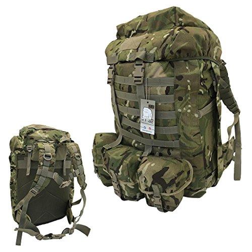 Militär-Rucksack Marauder SAS/Para Bergen MTP, 100l, in Großbritannien hergestellt