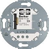 Berker Tastdimmer 1-Fach (R,L) 85421101 2-Draht Tragring rd. Dimmer 4011334449768