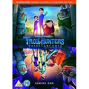 Trollhunters - Tales Of Arcadia: Series One [DVD]